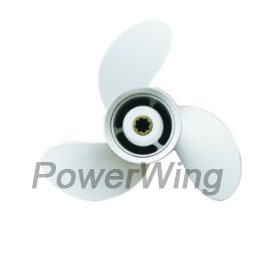 Powerwing Aluminum Marine Boat Outboard Propeller for YAMAHA Engine 9.9-15HP (PWY9149)