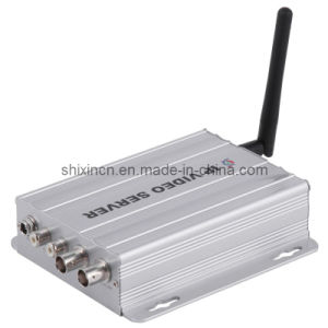 WiFi H. 264 IP Video Server Poe Function (IP-01HW) pictures & photos