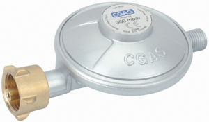 LPG Euro Media Pressure Gas Regulator for Germany (M30G12G300) pictures & photos
