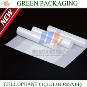 Ms & PVDC Coated Cellophane (cellophane paper, cellulose film)