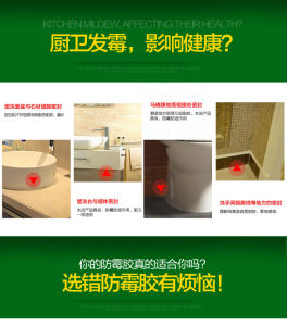 Neutral Silicone Anti-Mildew Sealant (Antas106) pictures & photos