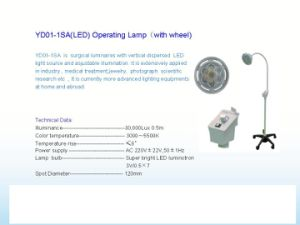 Operating Lamp with LED Light (YD01-1SA) pictures & photos