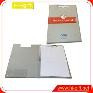 china custom budget a4 bifold pvc file clipboard folder m015