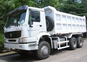 Sinotruk HOWO 6X4 Tipper Truck with 290HP (QDZ3250ZH32) pictures & photos