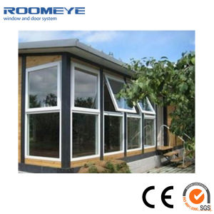 PVC Awning Window with Transom pictures & photos
