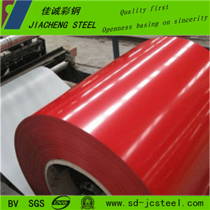 China Cheap Color Dx51d Steel in Coils