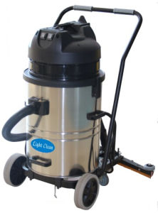 Light Clean 60L Wet and Dry Vacuum Cleaner (LC60-2W) pictures & photos