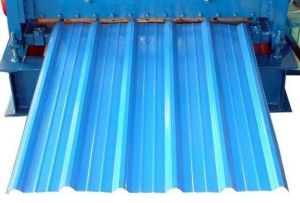 Color Prepainted Galvanized Galvalume Roofing Sheet