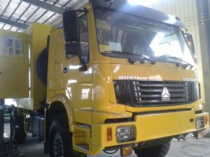 Sinotruk HOWO Mobile Workshop Truck (QDZ5190YX) pictures & photos