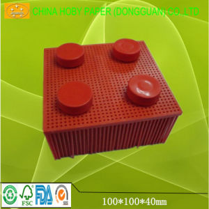 40*40*100mm Lectra Vt5000/7000 Nylon Bristle Stock pictures & photos