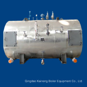 Nature Circulation Exhaust Gas Boiler for 1000/2000kw Generator