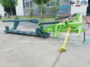 Diesel Power Disc Mower with 4 Wheel Tractor pictures & photos