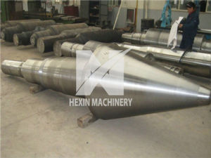 Special Forged Cone Shaft Steel Forging pictures & photos