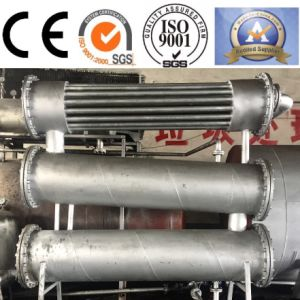 Three Tank Condenser Equipment for Distillation