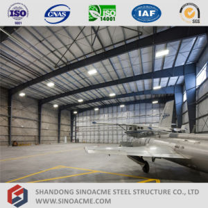 Sinoacme Professional Manufacturer of Steel Structure Aircraft Hangar pictures & photos