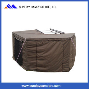 4X4 Accessories Sector Awning 270 Degree Car Parking Tent