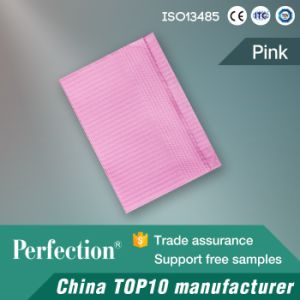 Disposable Sterilization Material Dental Bibs pictures & photos