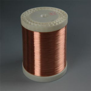 Diameter 0.12mm-3.00mm Copper Clad Aluminum CCA Enameled Wire for Mobiles pictures & photos
