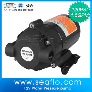 DC 24V High Pressure Electric Diaphragm Water Pump for Spraying/Boosting pictures & photos