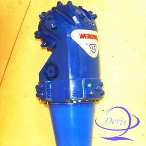 152mm TCI Tricone Single Bit for Medium Formation