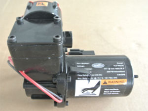 Air Compressor for Ford SUV Air Suspension (Gast series) (LL-129)