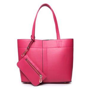 2016 High Quality New Fashion Leather Women Designer Handbag pictures & photos