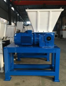 High Efficiency Heavy Series Double Shaft Shredder for Sale pictures & photos