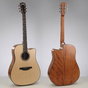 "41""Okoume Acoustic Guitars (SD280C)"
