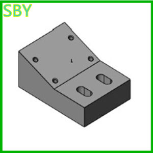 CNC Machining Cushion Block with Comptitive Price (P090)