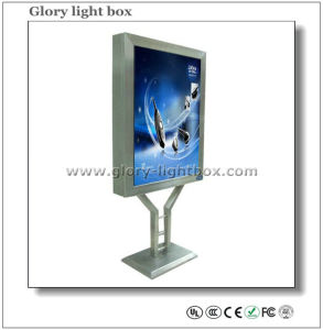 Adertising Single or Double Side Scrolling Light Box (SR022) pictures & photos