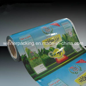 Colored Plastic Wrap Roll Film for Food Packaging Food Grade