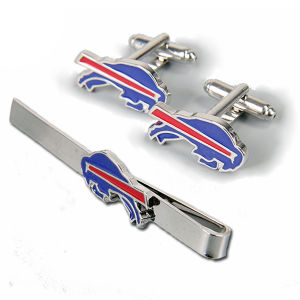 Promotional Tie Bar Gift with Cufflink Set
