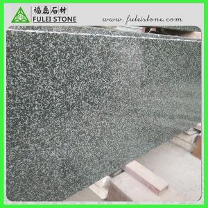 Cheap Material Polished Snow Night Granite Slab