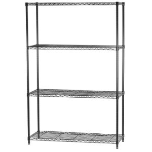 Chrome Storage Steel Wire Shelving pictures & photos