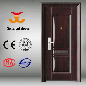 Entry Security Steel Doors Made in China