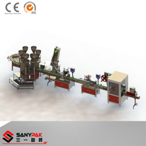 Bottle Automatic Filling Production Line for Packing Machine