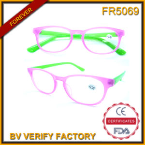 Fashion Bifocal Ajustable Reading Glasses Fr5069 pictures & photos