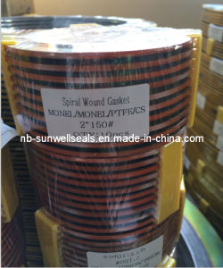 Monel400 Spiral Wound Gaskets pictures & photos