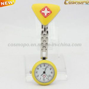 Triangle Nurse Watch with Chain (SA2009)