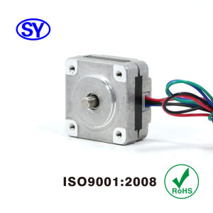 0.9deg 35 MM (NEMA 14) Stepper Electrical Motor for CNC pictures & photos
