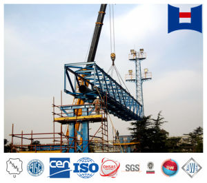 Steel Structure Pipe Rack Truss pictures & photos