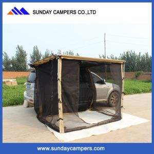 Fly Screen High Quality Car Tent Anti Mosquito Car Side Awning & China Fly Screen High Quality Car Tent Anti Mosquito Car Side Awning ...