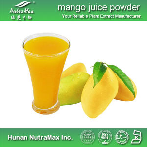 China Good Water Solubility Mango Juice Powder China Mango