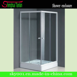 Square Prefabricated Simple Shower Bathroom (TL-534) pictures & photos