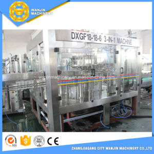 Pet Bottle Filling Machine for Carbonated Drink Filling Plant From a to Z pictures & photos