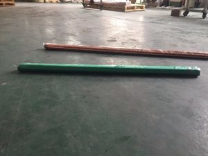 Non-Threaded Copper Grounding Rod Earth Rod Earthing Rod pictures & photos