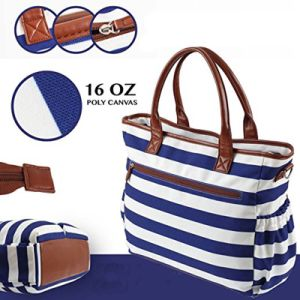 New Wholesale Tote Handbag Adult Baby Set Canvas Diaper Bag pictures & photos