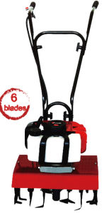 tiller 62 cc 620 2 lawn garden 2 cycle lightweight quiet easy to use lower emissions durable and dependable gas gasoline tiller cultivator - Use Garden Tiller
