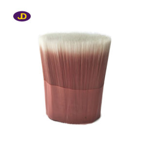 Milk White Pet Hollow Filament for Paint Brush pictures & photos