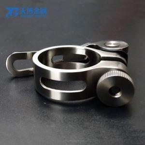 China Wholesale Bicycle Parts Titanium Seat Post Clamp Titanium Tube